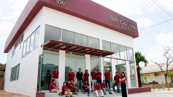 Ton company projects