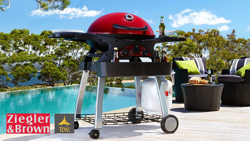 Get your premium BBQ Grill ZieglerBrown in Krabi